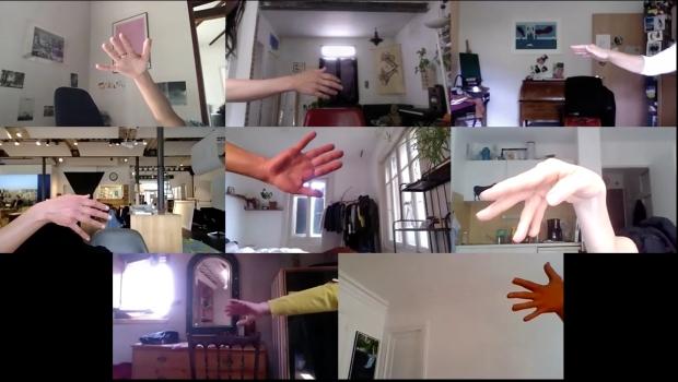 mains danses partagées